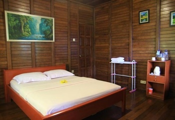Highland Resort & Nature Tours Tomohon - Deluxe Double Room Only Regular Plan