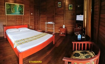 Highland Resort & Nature Tours Tomohon - Standard Double  Room Regular Plan