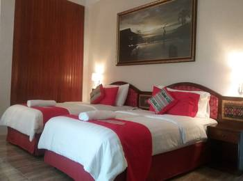 Parapat View Hotel Danau Toba - Suite Lake View Regular Plan