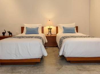 Gajah Villas Bali By Nagisa Bali Bali - Two Bedroom Villa with Private Pool Pegipegi LUXURY - Pegipegi Promotion