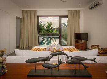 Gajah Villas Bali By Nagisa Bali Bali - Two Bedroom Villa with Private Pool Last Minute 20% Off
