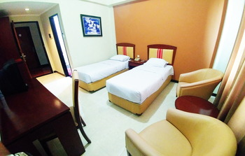 Grand Soba Hotel Solo - Superior Twin Room Only Regular Plan