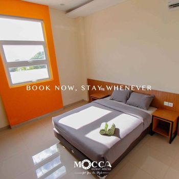 Mocca Guest House Padang - Deluxe Room Only Gajian