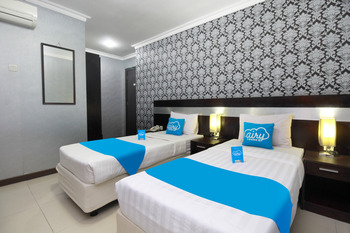 Airy Lengkong Buah Batu 152 Bandung - Superior Twin Room Only Regular Plan