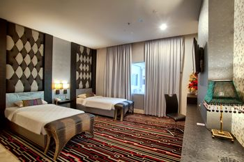 M Boutique Makassar Makassar - Grand Deluxe Double or Twin Regular Plan