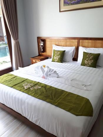 Toya Villa Suweta Bali - Deluxe Double Room - Room Only Basic Deal