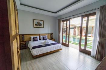 Toya Villa Suweta Bali - Deluxe Double Room Campaign 49%