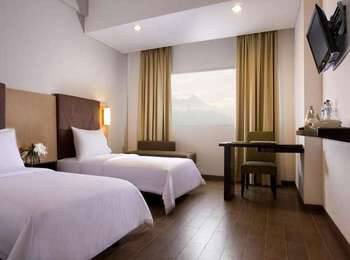 Hotel Santika Bogor - Superior Room Twin Staycation Offer Regular Plan