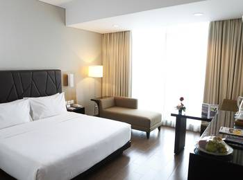 Hotel Santika Bogor - Executive Room Queen Offer  Last Minute Deal 2021