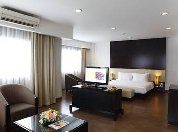 Hotel Santika Bogor - Suite Room Queen Offer  Last Minute Deal 2021