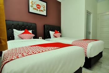 OYO 721 Sulaiman Residence Syariah Padang - Standard Twin Room Regular Plan
