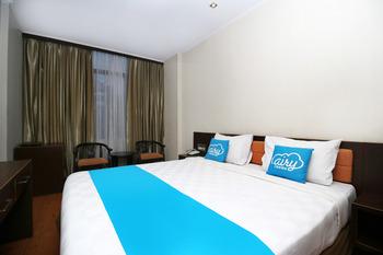 Airy Wajo Tentara Pelajar 50 Makassar Makassar - Standard Double Room with Breakfast Special Promo Nov 52
