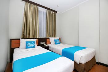 Airy Wajo Tentara Pelajar 50 Makassar Makassar - Standard Twin Room with Breakfast Special Promo Oct 33