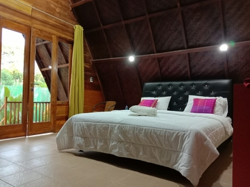 Villa Alam Flores Komodo Labuan Bajo Manggarai Barat - Standard Double Room AntiBoros