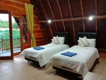 Villa Alam Flores Komodo Labuan Bajo Manggarai Barat - Standard Twin Room AntiBoros