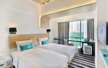THE 1O1 Jakarta Sedayu Darmawangsa Jakarta - Deluxe Room Only  Regular Plan