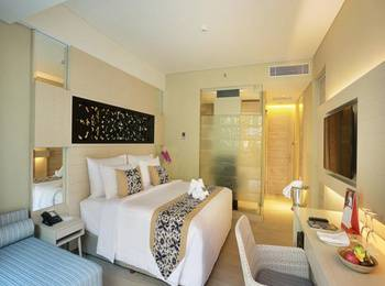 Swiss-Belhotel Tuban - Grand Deluxe Side View King Pay Now & Save
