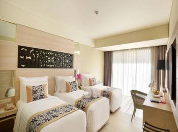 Swiss-Belhotel Tuban - Triple Room Pay Now and Save