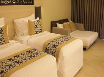 Swiss-Belhotel Tuban - Grand Deluxe Side View Room Only Flash Deal 27%