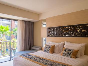 Swiss-Belhotel Tuban - Grand Deluxe Pool View Min 3N Stay