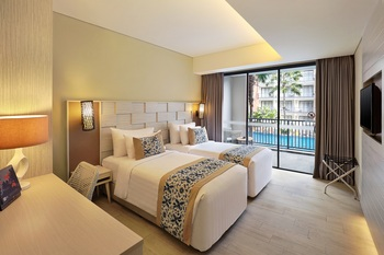 Swiss-Belhotel Tuban - Deluxe Pool View  Flash Deal