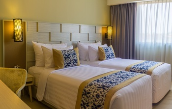 Swiss-Belhotel Tuban - Deluxe Room Only Regular Plan