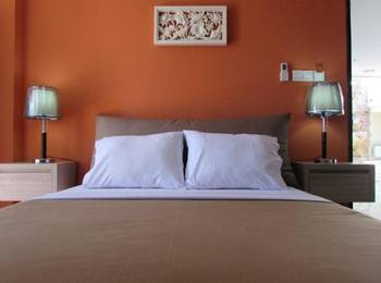 Rumah Pancing Guest House Bali - Deluxe Double Room Only Regular Plan
