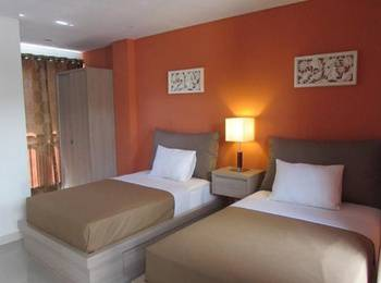 Rumah Pancing Guest House Bali - Deluxe Twin Room Only Special Deal 45%