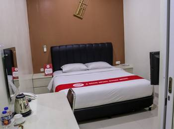 NIDA Rooms Surya Samantri Coblong - Double Room Single Occupancy Special Promotion