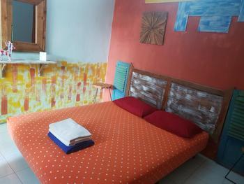 Nextdoor Homestay Yogyakarta - Standart Double Room with AC Regular Plan