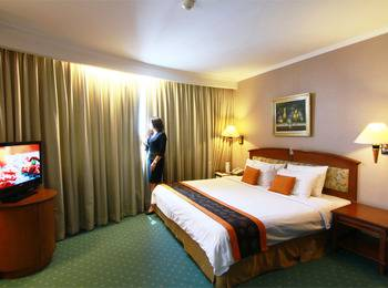 Grand Arkenso Park View Simpang Lima Semarang - Grand Arkenso Suite Regular Plan