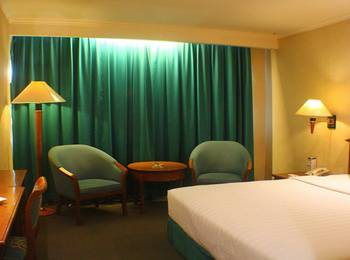 Grand Arkenso Park View Simpang Lima Semarang - Deluxe King Room Only Regular Plan