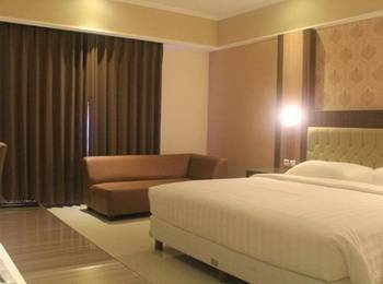 COR Hotel Purwokerto Banyumas - Deluxe Room (Room Only) 1 Double Bed Regular Plan