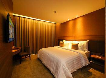 The Excelton Hotel Palembang Palembang - Deluxe Double Room Only Regular Plan