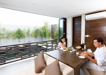eqUILIBRIA SEMINYAK - 1 Bedroom Water Fall Villa 25% Promotion