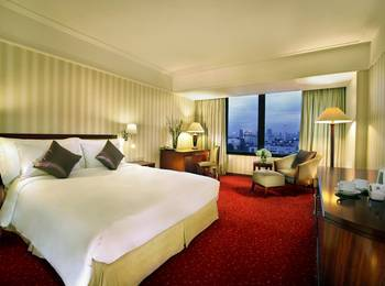 Redtop Hotel & Convention Center Jakarta - Superior Room (No Breakfast) Regular Plan