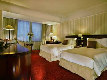 Redtop Hotel & Convention Center Jakarta - Deluxe Room Regular Plan