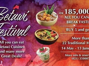 Redtop Hotel & Convention Center Jakarta - Superior Ramadhan Promo Regular Plan