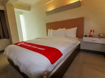 NIDA Rooms RS Bunda Thamrin Medan - Double Room Double Occupancy NIDA Fantastic Promo