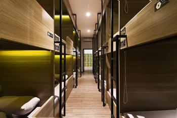 Mypodroom Bandung - 2x Mixed Dormitory Room NR Minimum Stay 3 Nights