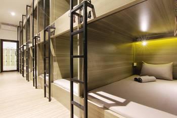 Mypodroom Bandung - 2x Mixed Dormitory Room FC Minimum Stay 3 Nights