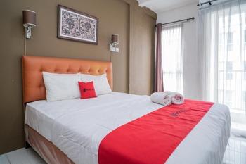 RedDoorz Apartment @ Skylounge Tamansari Tangerang - RedDoorz Room BD