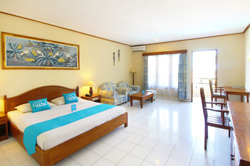 Airy Jimbaran Kuta Pantai Kedonganan Bali - Deluxe Double Room Only Regular Plan
