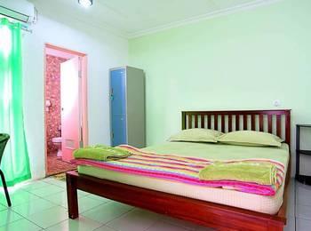 Sukun 9 Homestay Jakarta - Double Bedroom Regular Plan
