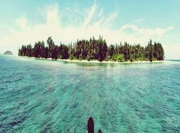 Arys Lagoon Bungalow & Hotel