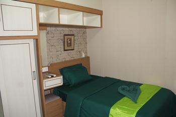Lokal Rooms by Nature's @Aeropolis Residence Tangerang - Studio Transit 4 Jam BASIC DEAL 20%