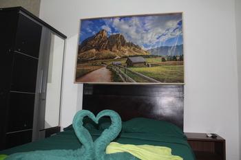 Lokal Rooms by Nature's @Aeropolis Residence Tangerang - Studio Transit 3 Jam BASIC DEAL 20%