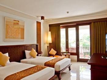 The Rani Hotel & Spa Bali - Deluxe Room Non Refundable 7N Stay Deal