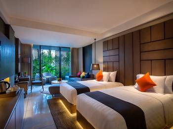 Wyndham Tamansari Jivva Resort Bali - Deluxe Room Only Regular Plan