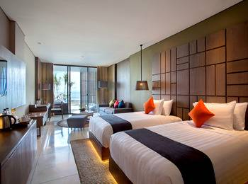 Wyndham Tamansari Jivva Resort Bali - Deluxe Room Regular Plan